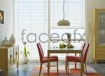 Dining room model 3D model
