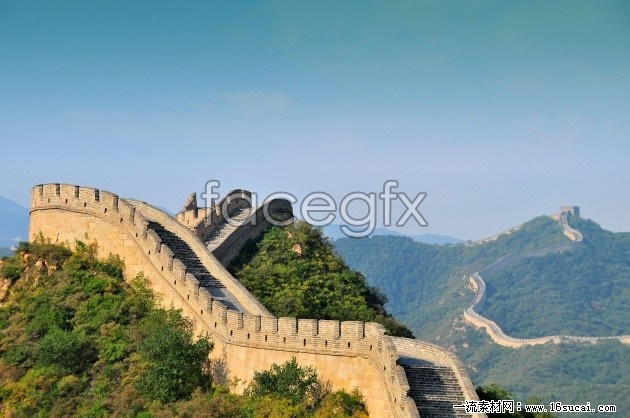 Great wall high definition pictures
