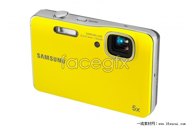 HD Samsung digital camera yellow pictures