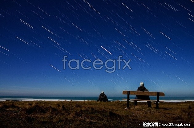 HD meteor shower pictures to