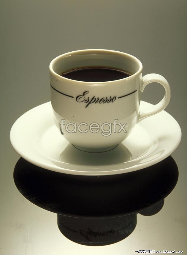 Light aroma coffee cup high definition pictures
