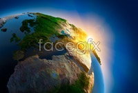 Download HD satellite images of the Earth surface
