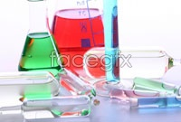 Test tubes HD picture