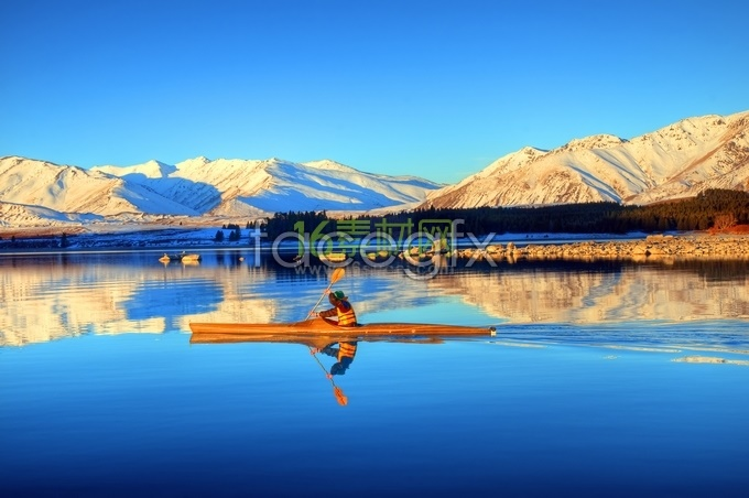 Beautiful landscapes of Tibet high definition pictures