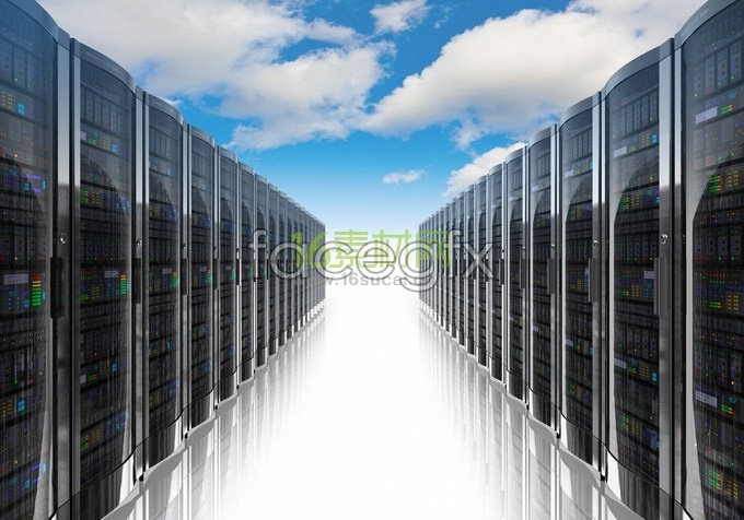 Data center room HD pictures