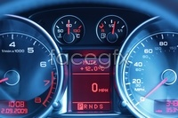 Auto speed dial HD pictures