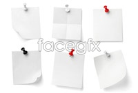 White sticky labels HD pictures