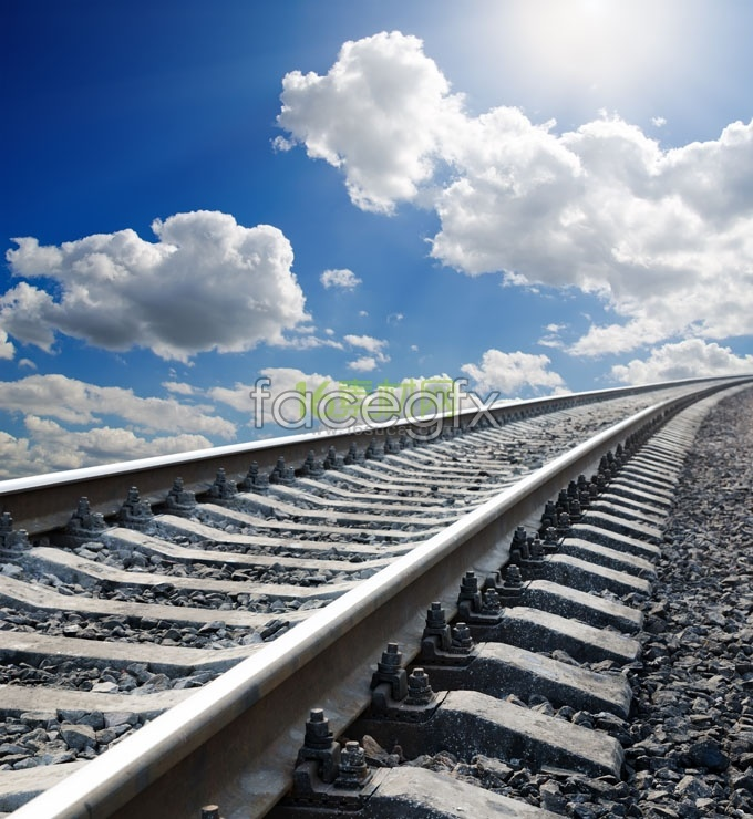 Track roadbed HD photography pictures