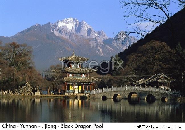 Yunnan Lijiang landscape high resolution images