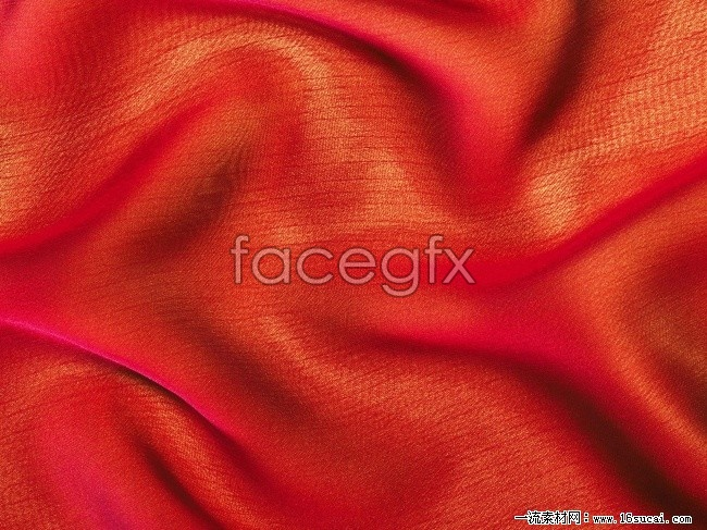 HD folds red cloth background pictures