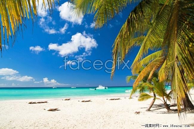 HD Hainan seashore landscape pictures