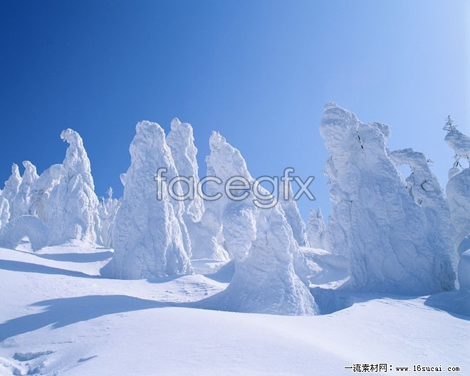 HD snow pictures to