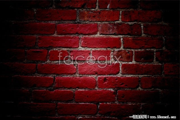 Red brick wall HD backgrounds pictures