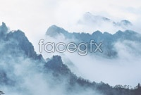 Huangshan scenery HD picture