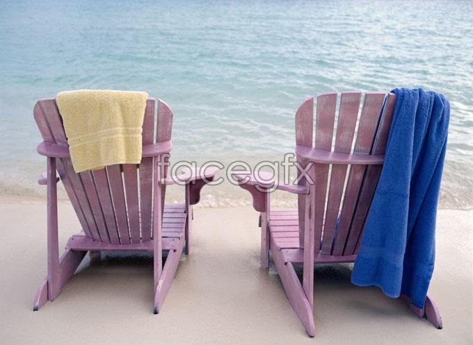 Seaside casual Beach Chair
