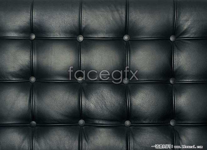 Black leather sofa-background-HD pictures