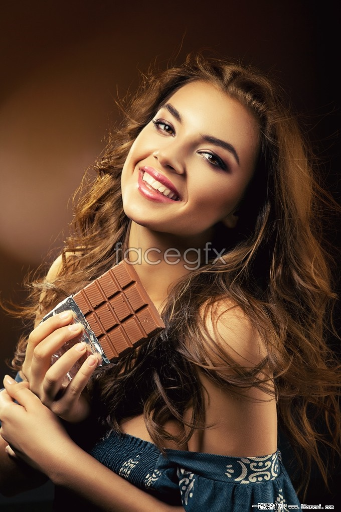 Chocolate girls HD pictures