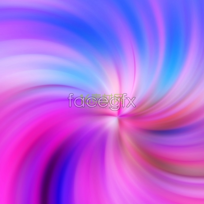 Colorful and dynamic eddies shape background pictures