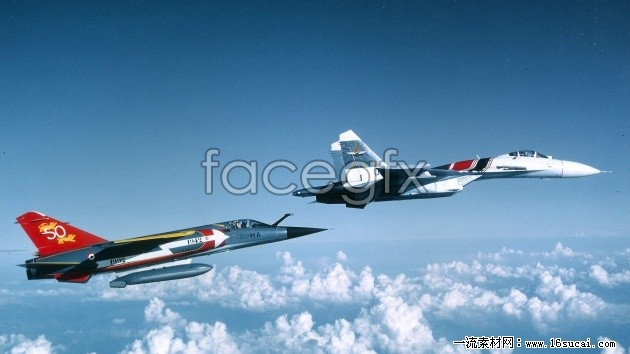 Combat aircraft in the air high definition pictures