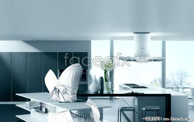 Kitchen HD Photo