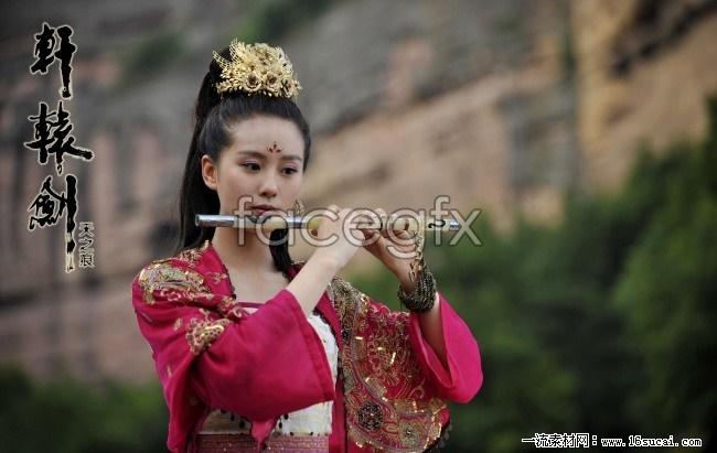Xuanyuan sword Shishi Liu stills HD pictures