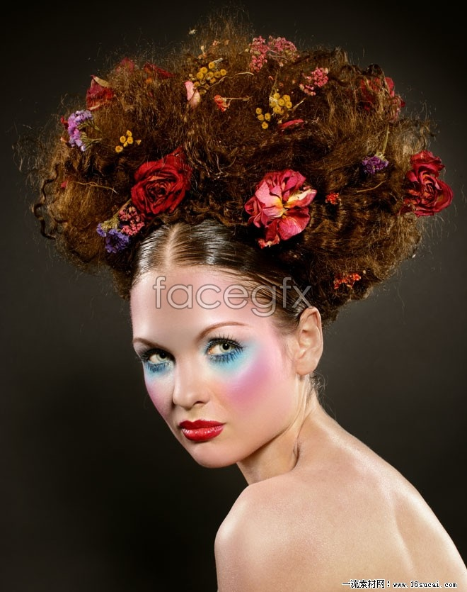 European cosmetics high definition pictures
