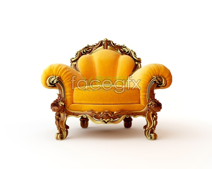 European-style sofa HD pictures