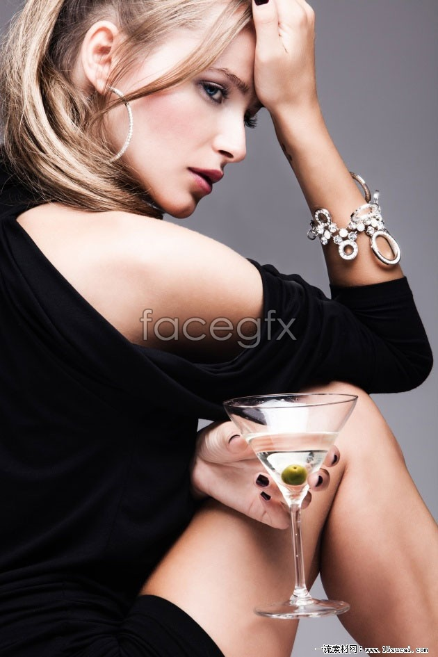 Fashion beauty advertising photography