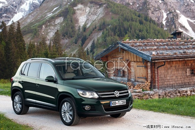 Volkswagen SUV AD HD pictures