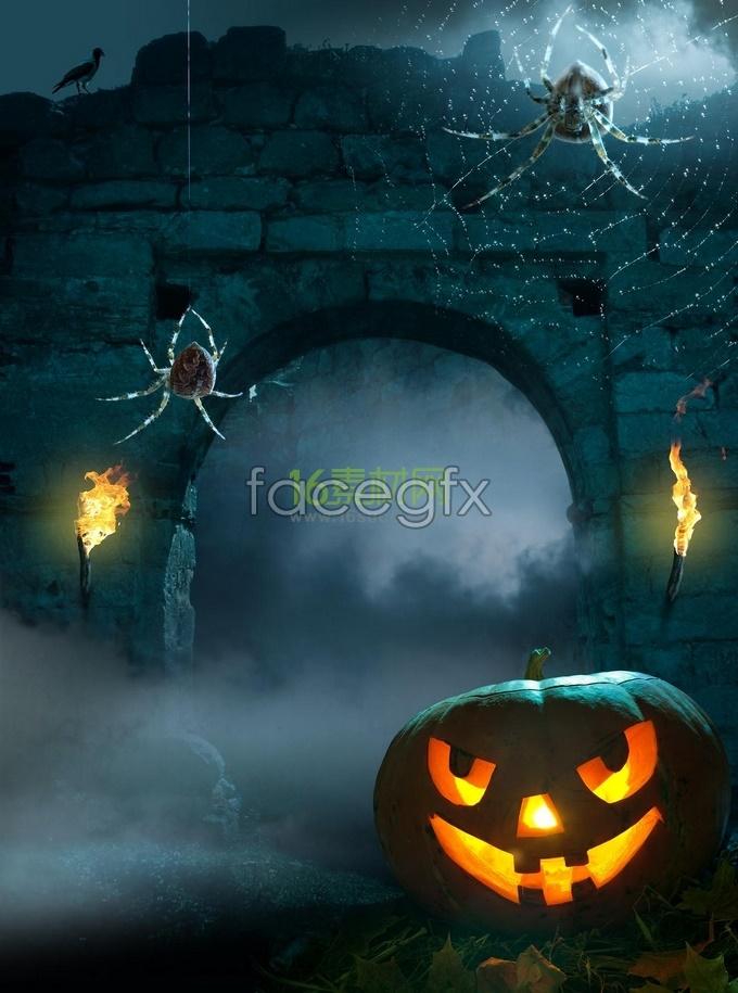 2012 Halloween horror picture