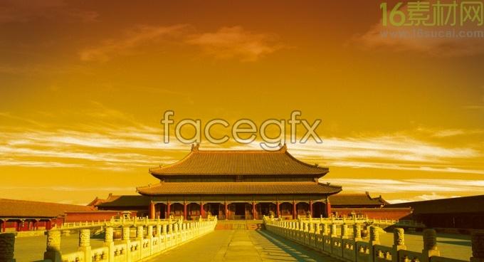Forbidden City HD Photo