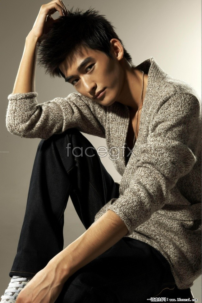 Hey star Zhang Han high definition pictures