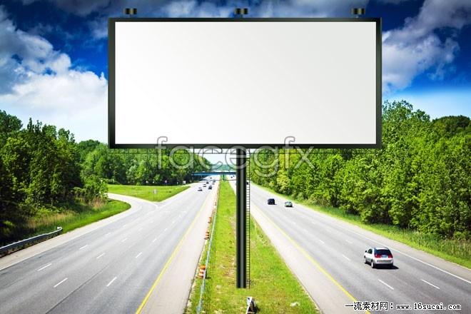 Highway Billboard HD