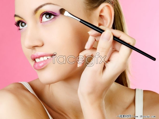 Makeup beautiful HD pictures