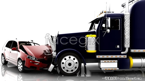 5 traffic accidents in high definition pictures