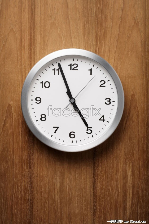 Beautiful HD picture clock