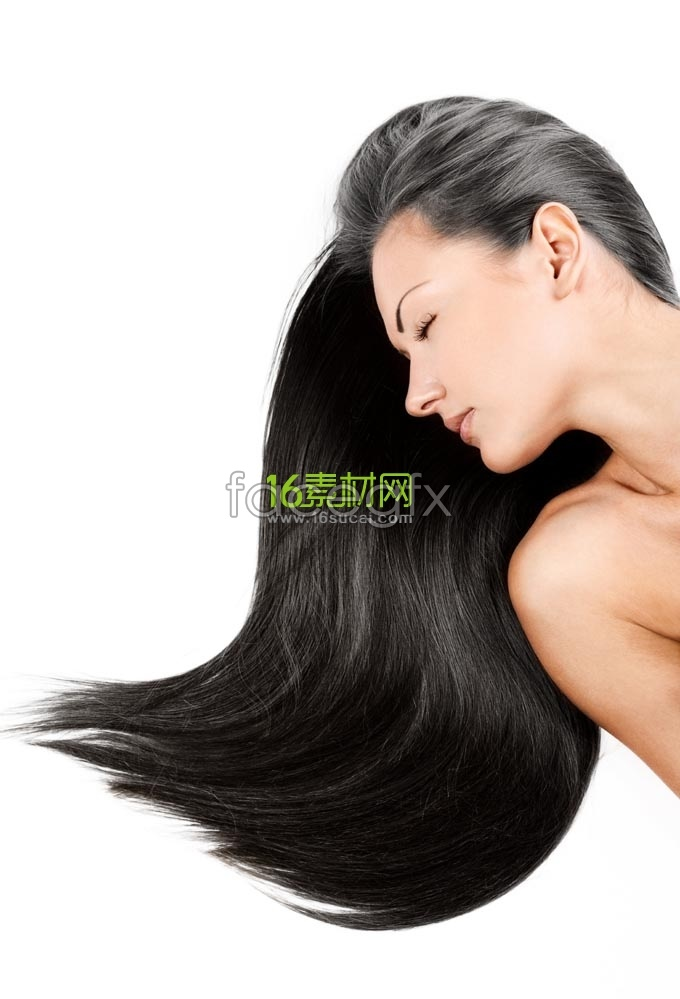 Black hair advertising beauty