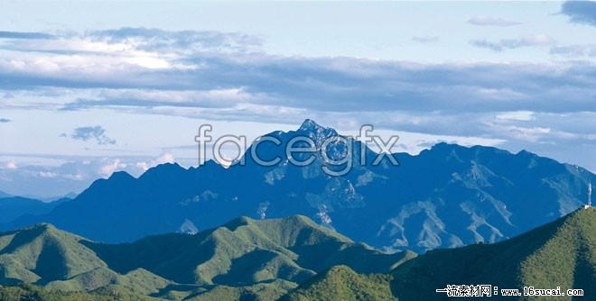 HD Mountains landscape picture