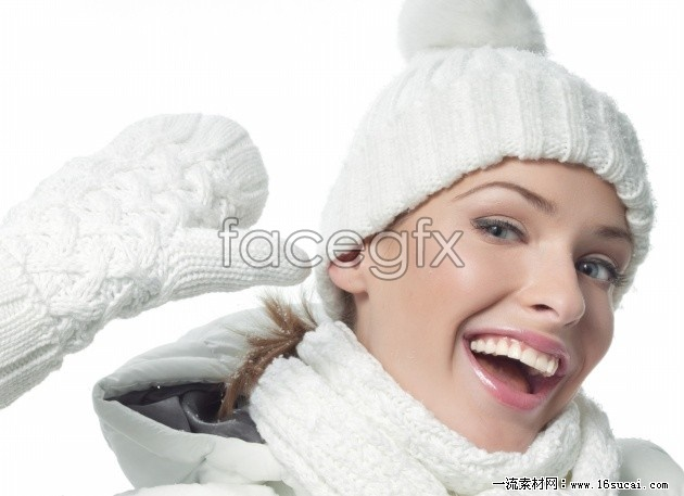Winter happy beautiful HD pictures
