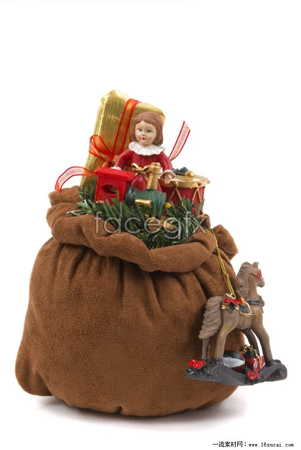 Christmas gift bags high definition pictures