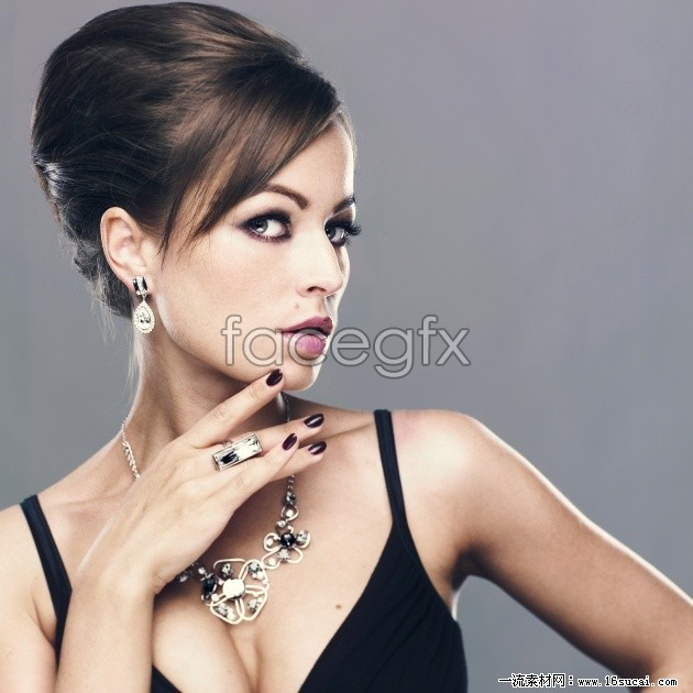 Party makeup beautiful HD pictures