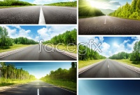 6 extends into the road HD picture
