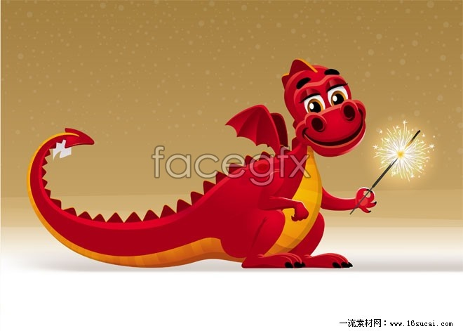 2012 HD pictures cartoon Dragon Download