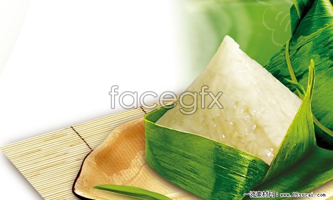 Dragon Boat Festival rice dumpling HD picture