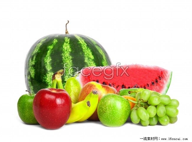 Fresh fruit during the summer high definition pictures
