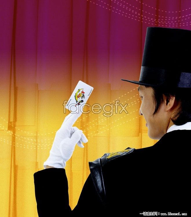 Magician high definition pictures