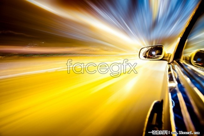 Auto speed HD picture