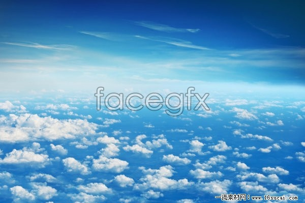 Blue Sky clouds high definition pictures