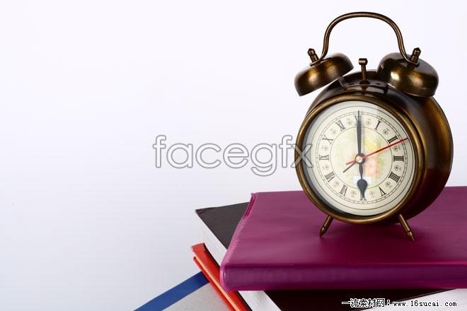Classical clock HD picture