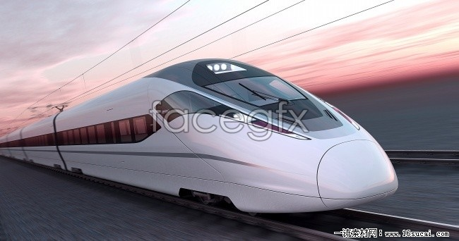High speed motor car HD picture